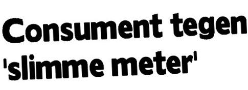 slimme meter radar